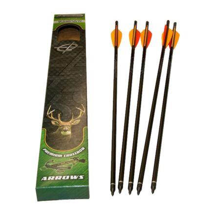"Barnett 20"" Headhunter Crossbow Arrows - 5 Pack"