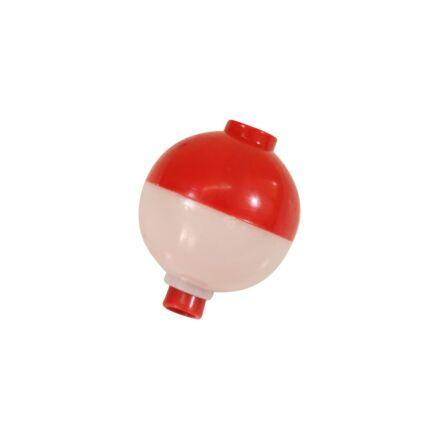 Fishfighter Plastic Float - Red/White