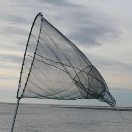 Fishfighter Whitebait  12' Spare Net Bag with Trap