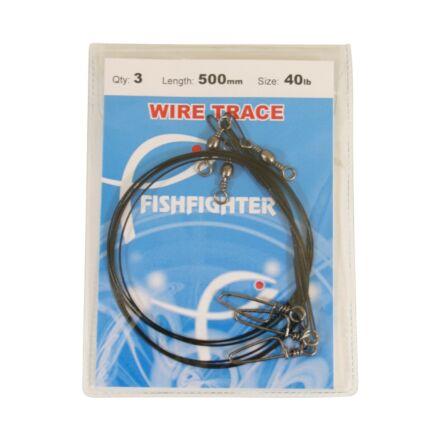 Fishfighter Nylon Coated Wire Leaders