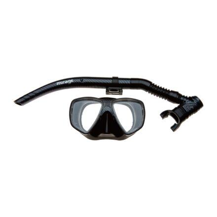Mirage Set79 Carbon Adult Mask & Snorkel Sets