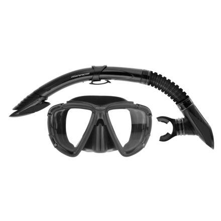 Mirage Set09 Platinum Mask & Snorkel Set