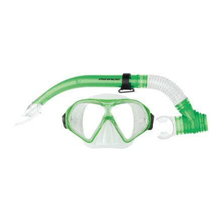 Mirage Set29 Tropic Adult Mask & Snorkel Sets