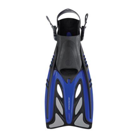 Mirage F9 Crystal Fins - Blue