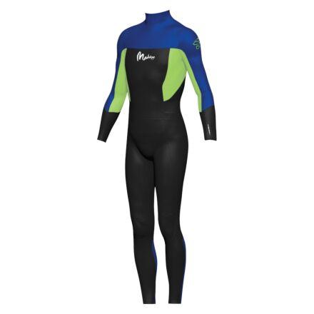 Maddog WS2 Boys Superstretch Wetsuit 3/2mm - Blue/Black