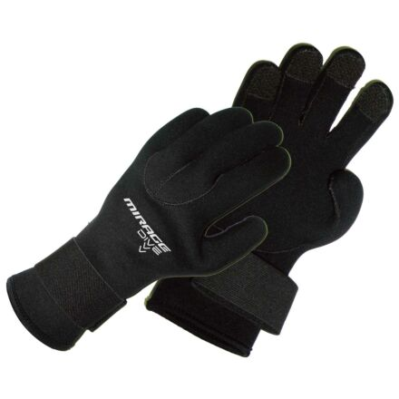 Mirage G09 Kevlar Lite Gloves 3mm - Black