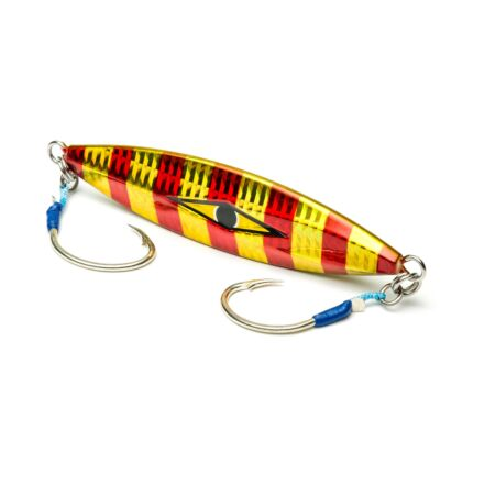 Mustad MJIG05 Staggerbod Lure - Ironman
