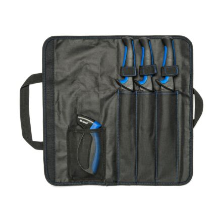 Mustad MT096 3-Piece Knife Kit With Sharpener