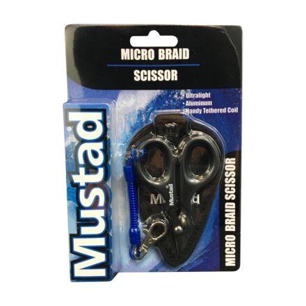 Mustad MT025 Micro Braid Scissors