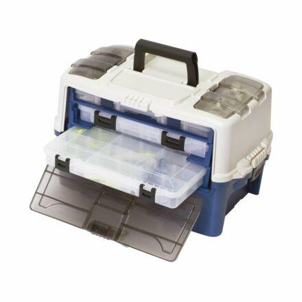 Plano 723700 Hybrid Hip Three Stowaway Box