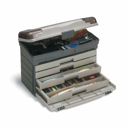Plano 757004 Guide Series Four Drawer Tackle Box