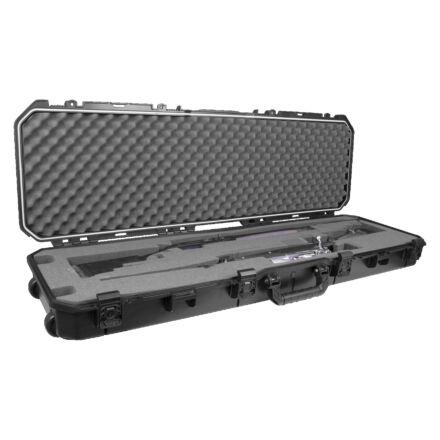 Plano 11852 All Weather Double Scoped Rifle/Shotgun Wheeled Case