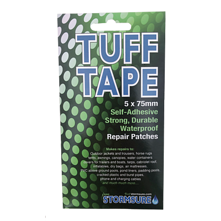 Stormsure Tuff Patches - 5x 75mm
